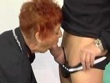 Sex mit Oma