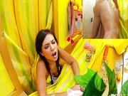 Im Limonaden Stand wird Teengirl Anal gefickt
